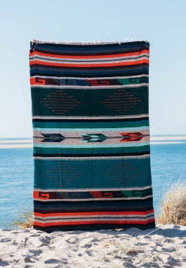 Mexican Rugs & Blankets