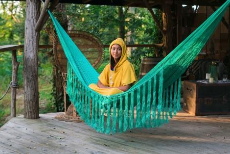 hammock fringe