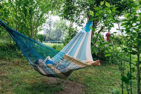 Pez Mayan Handmade Hammock