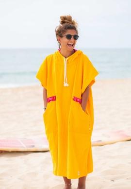 Mango Surf Poncho cotton