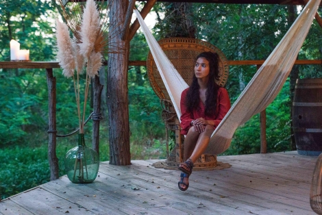 Natural Cotton Mayan Handmade Hammock
