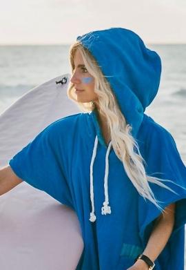 Men & Women Surf Ponchos