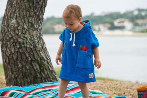 Frenchy Baby Surf Poncho