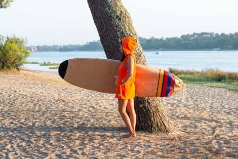 Surfboard Cover 7' - Lollipop