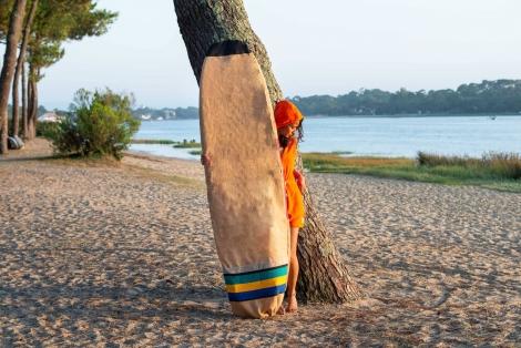 Surfboard Cover 7' - Morning Sky