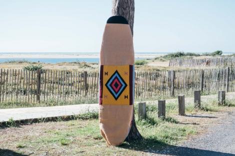 Surfboard Cover 7' - Sun Diamond